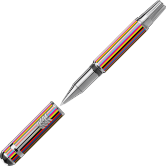 Montblanc Great Characters The Beatles Special Edition Rollerball